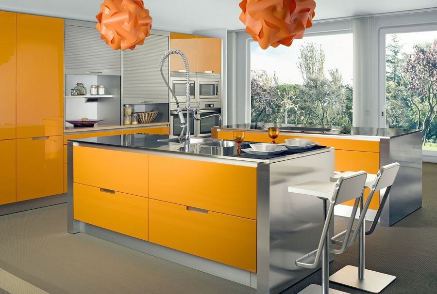 Modern Kitchen Cabinets (27)