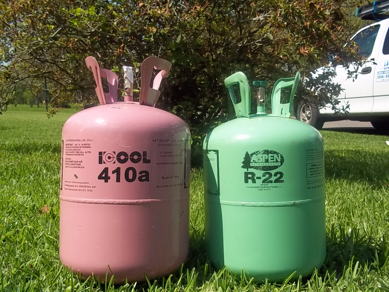 Replace Freon – R22