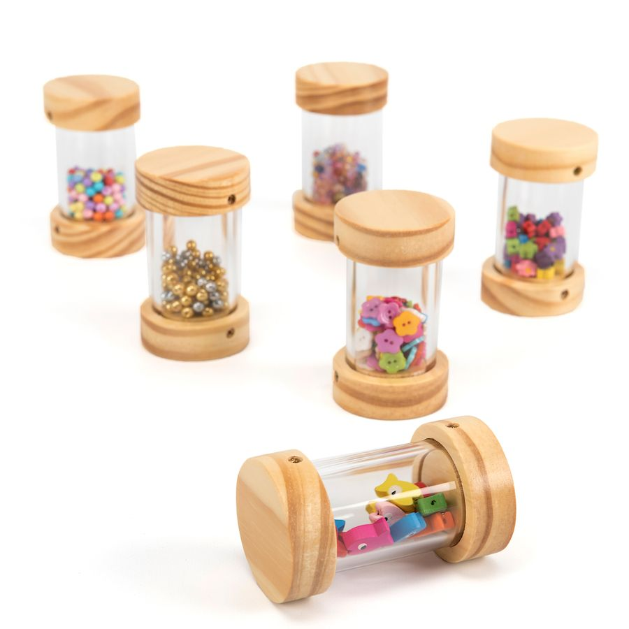 Wooden Shakers