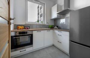 30 Small Modern Kitchen Design Inspiration