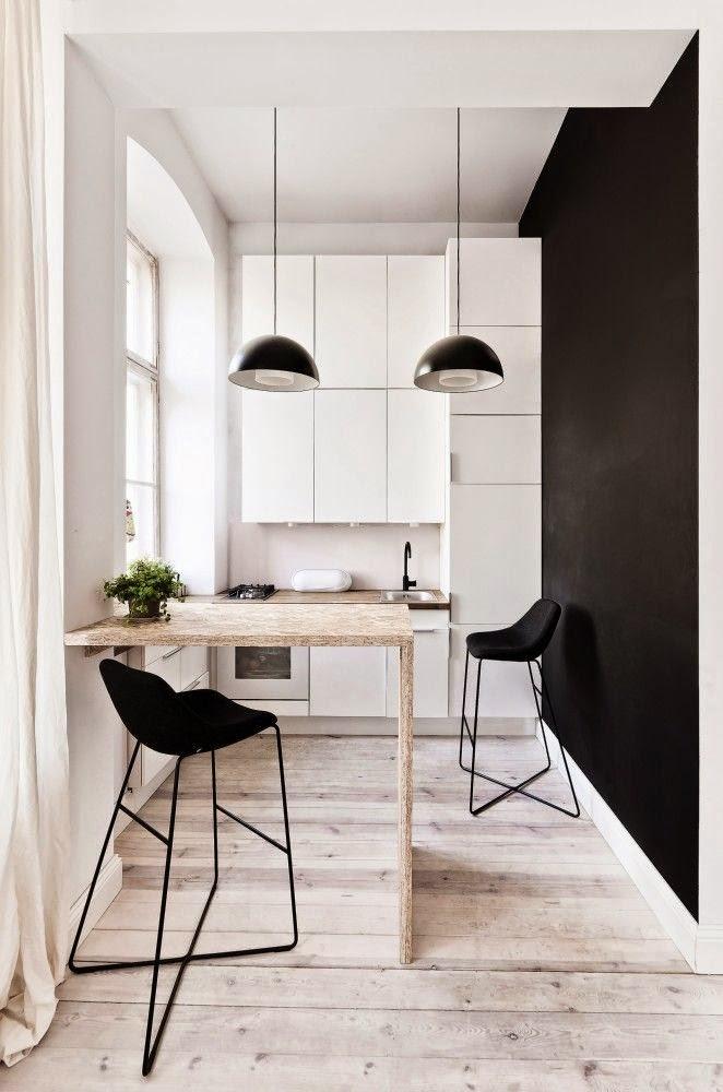 Tall kitchen cabinets to improve storage1