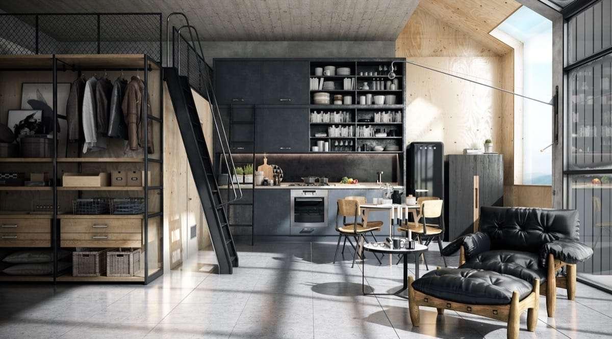 Industrial Decoration Ideas (11)