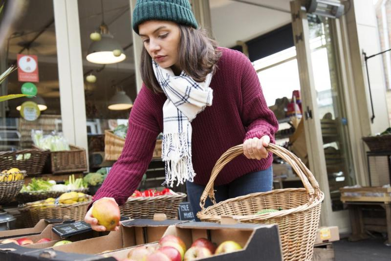 Cutting Down Your Food Waste1