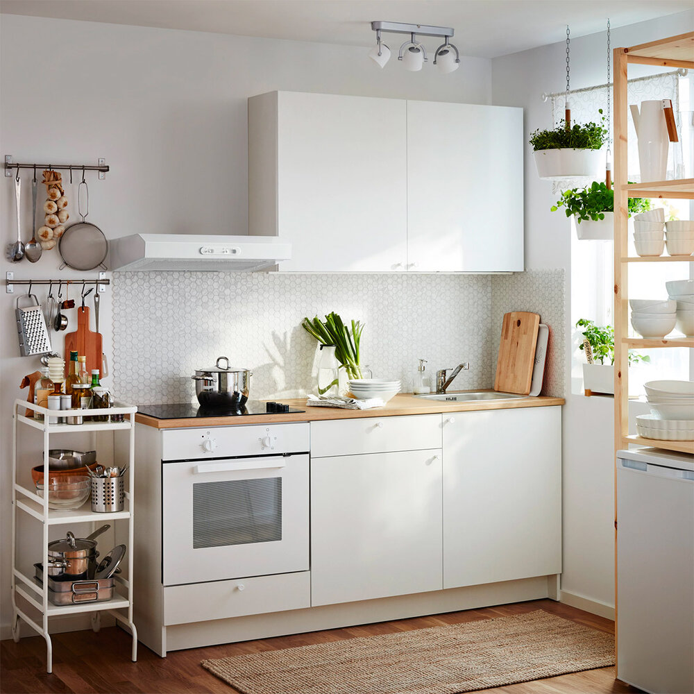 Light Kitchen Fronts