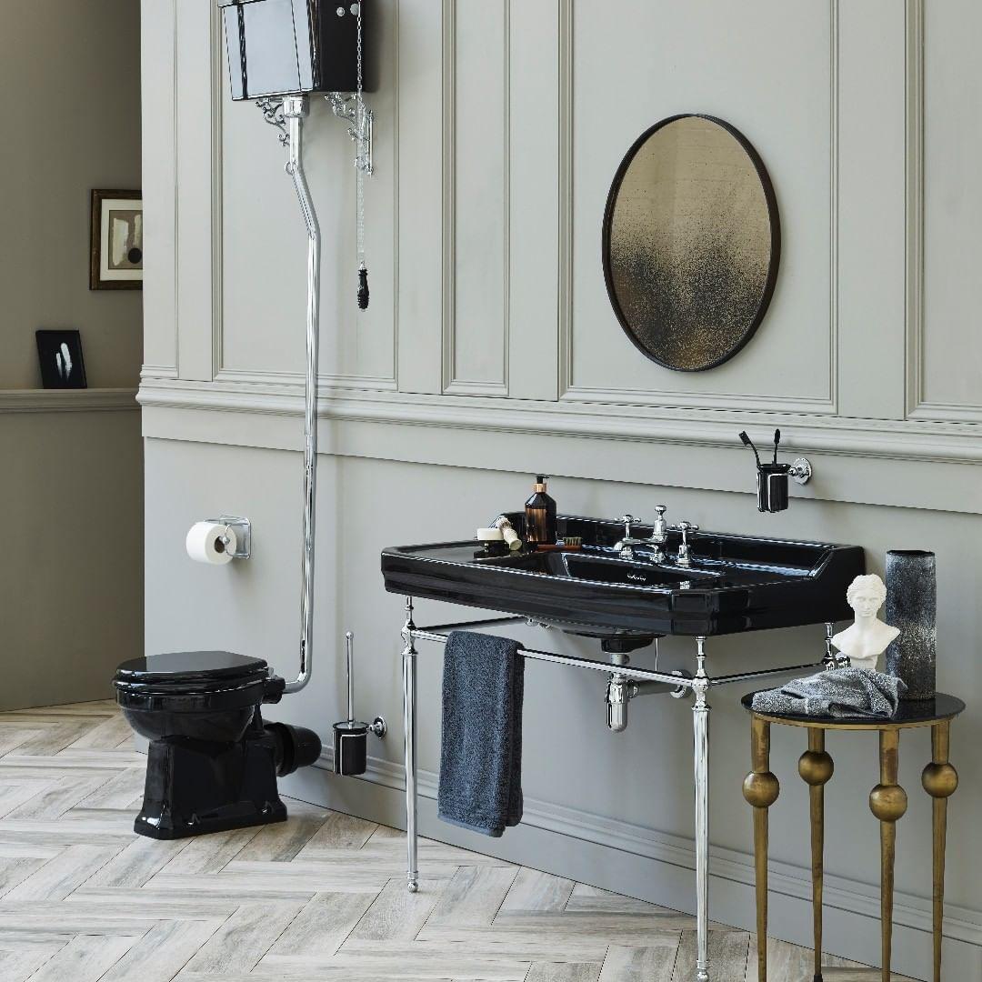 Retro Bathrooms Design (10)
