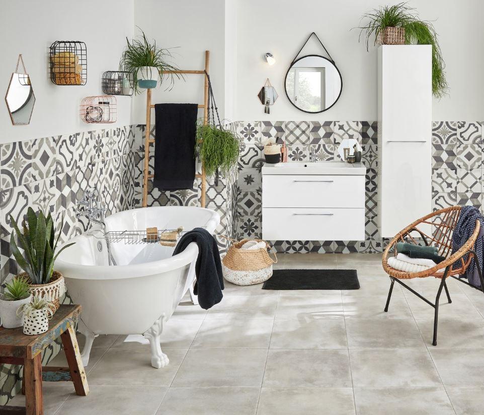 Retro Bathrooms Design (12)