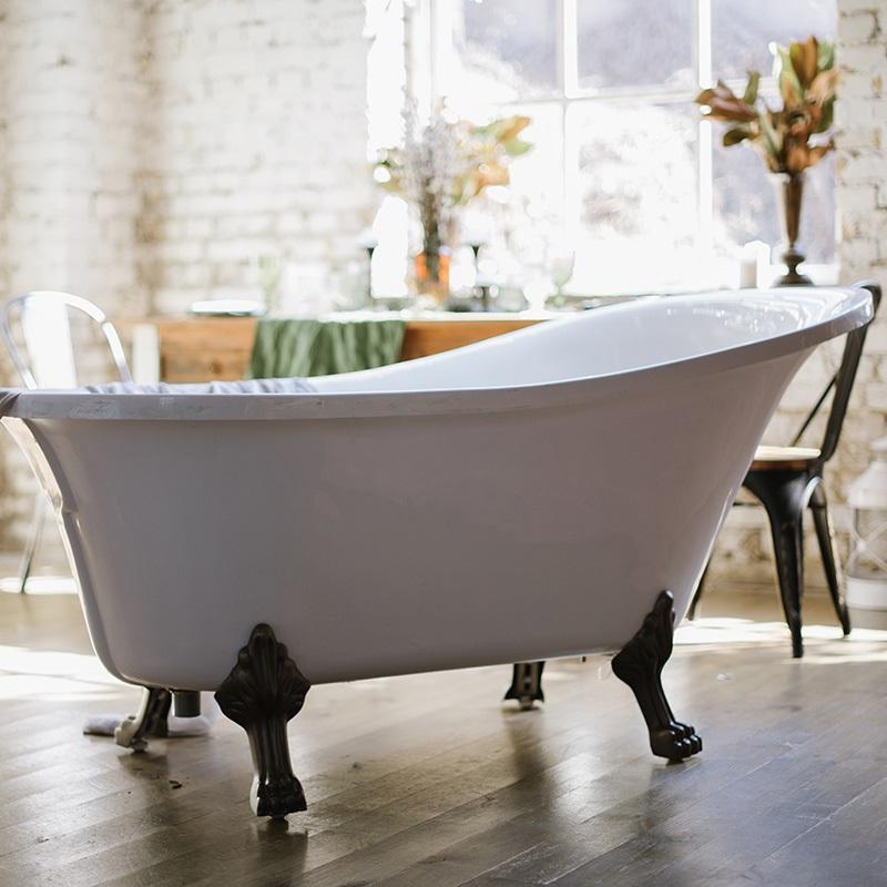 Retro Bathrooms Design (15)