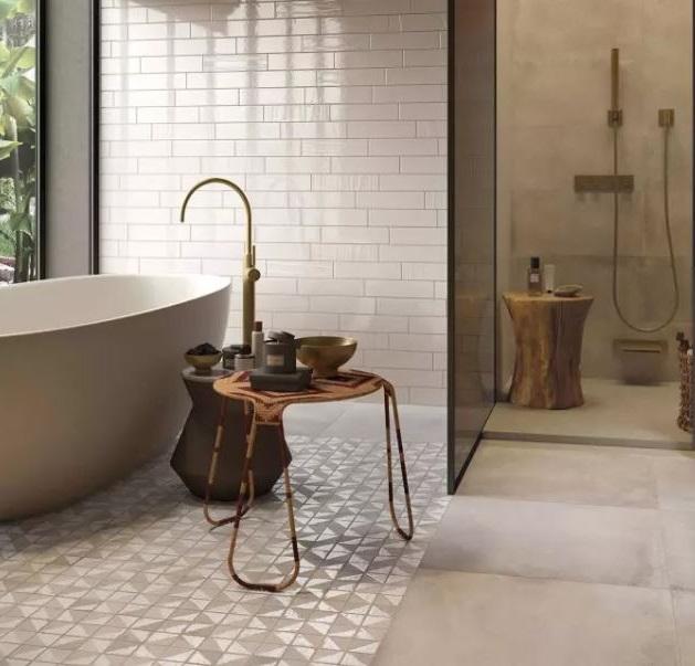 Retro Bathrooms Design (26)