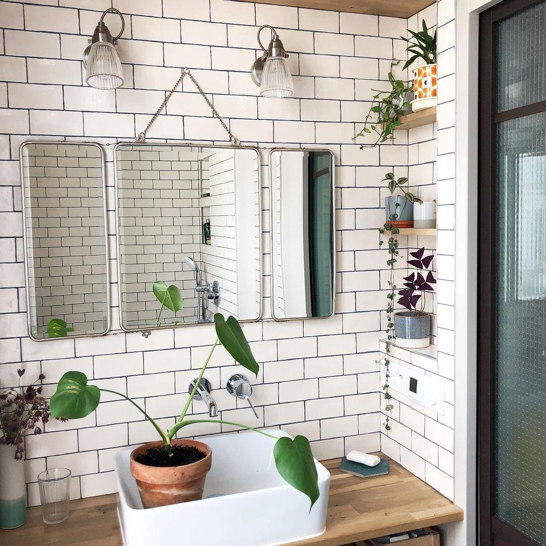 Retro Bathrooms Design (4)