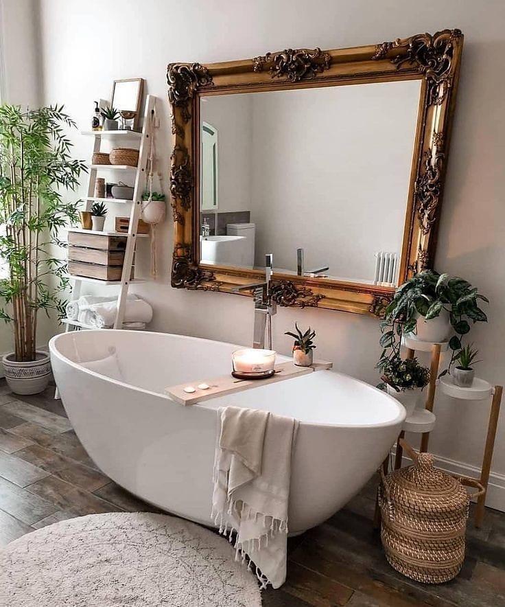 Retro Bathrooms Design (6)