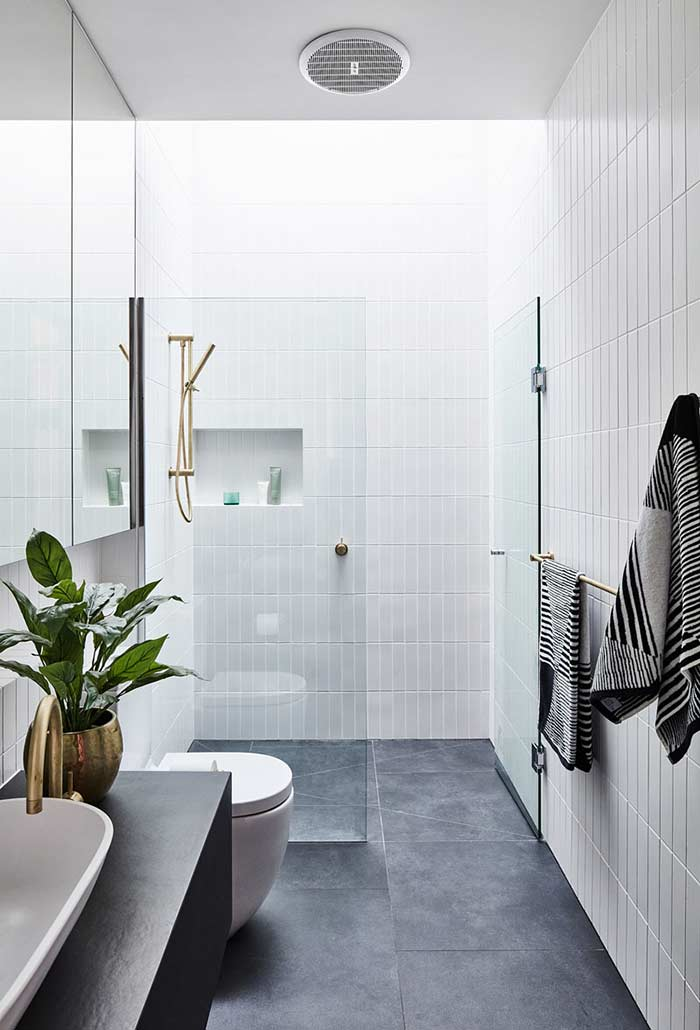 Clean and modern with elegant details