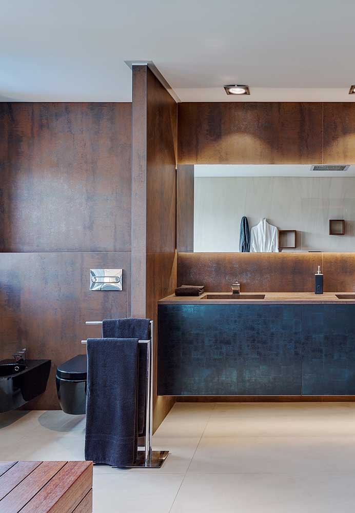 09. Amazing how corten steel makes any environment more elegant and sophisticated.
