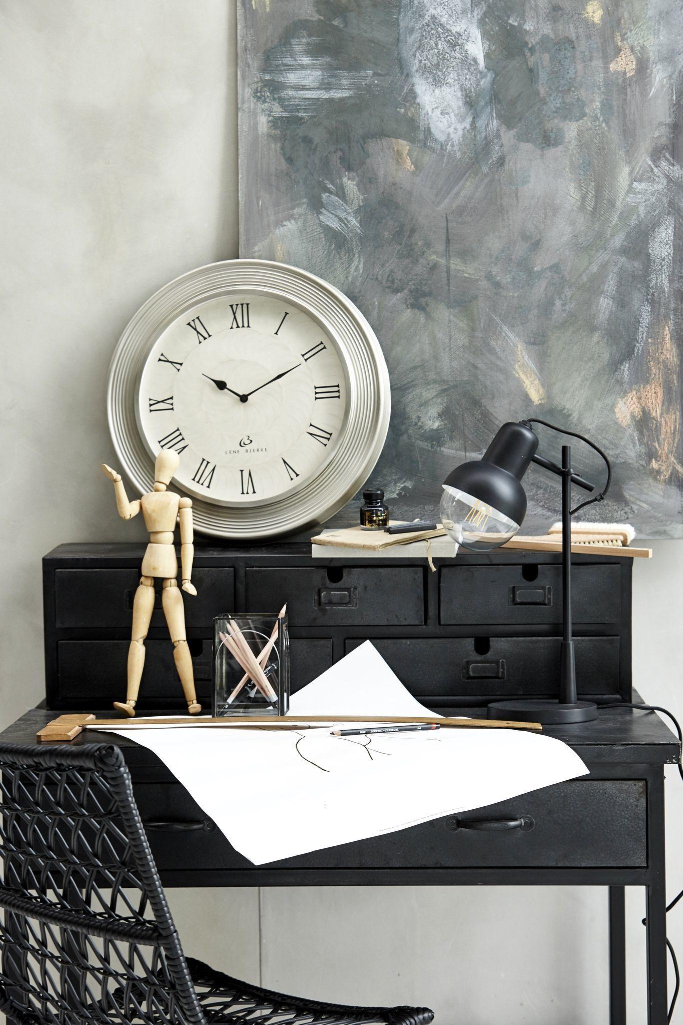 14 -Lene Bjerre adopts the timeless desk lamp