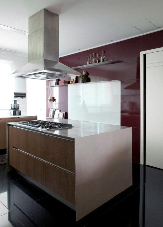 23. With cooktop stove