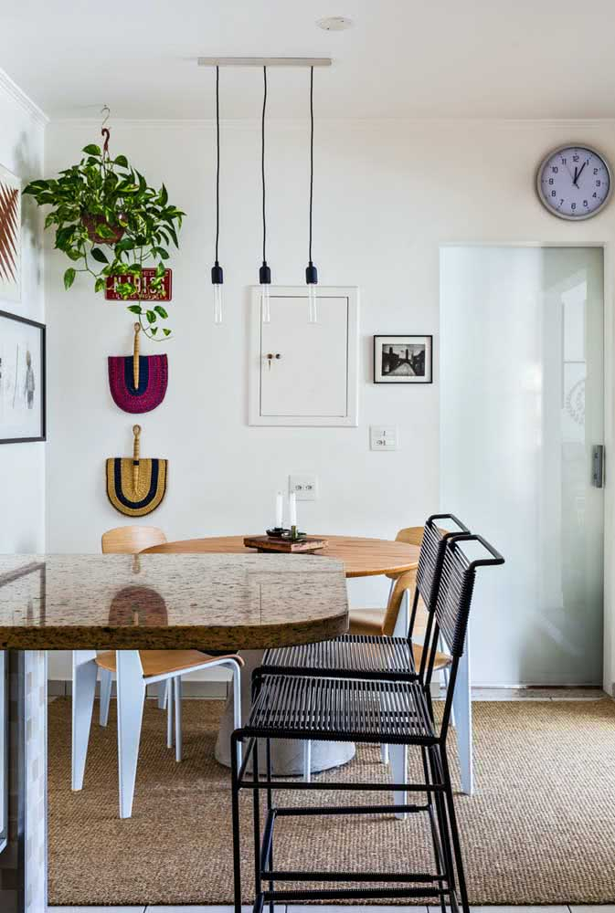 33 - A granite countertop or table? It could be both.