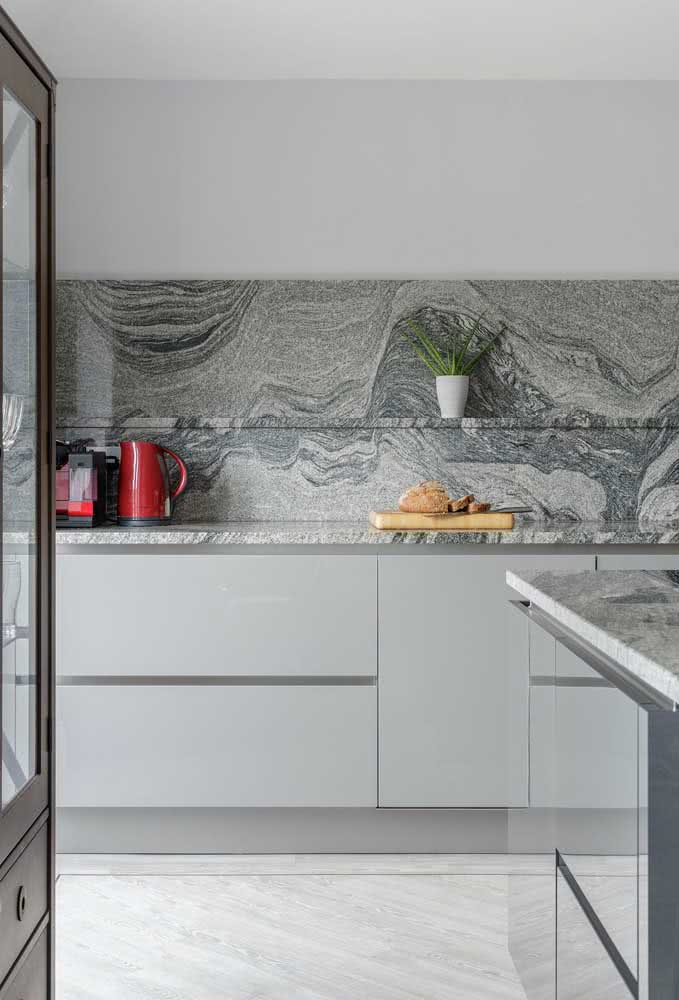 38 – How about falling in love with that green granite countertop