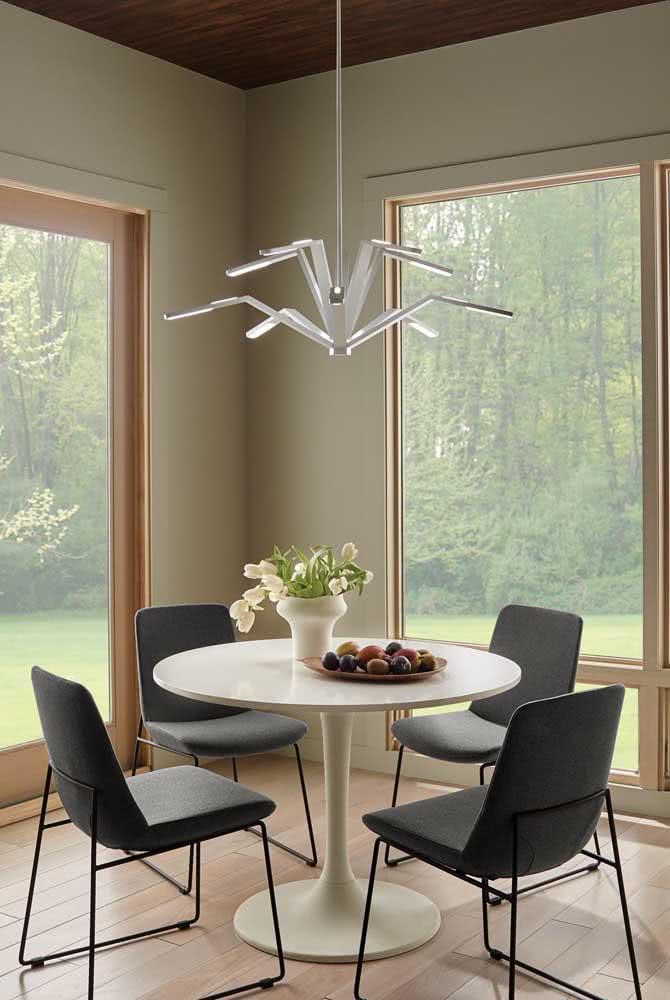 40 - Even more modern reinterpretation of the Sputnik chandelier.