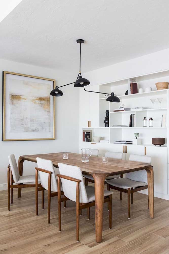 47. And what do you think of a dining room with a Scandinavian touch?