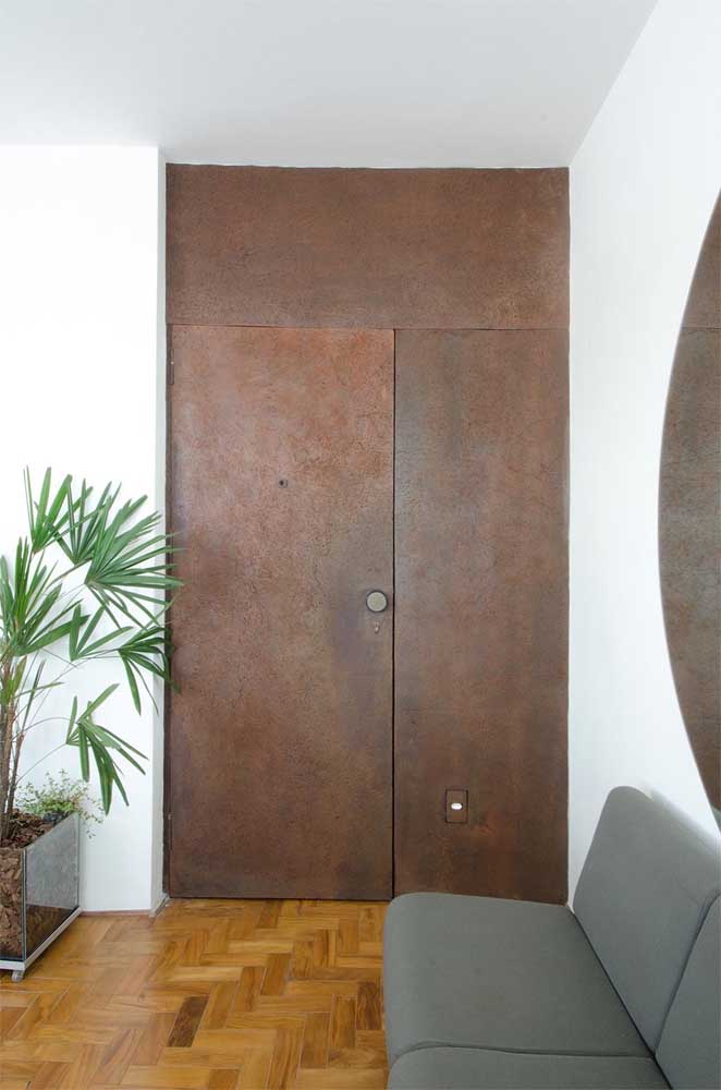 47. Do you think this is corten steel or just an imitation?