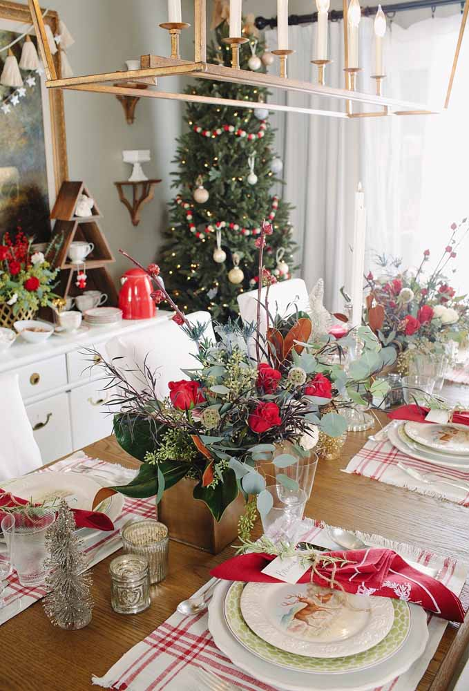 05. Prepare personalized dishes to serve the Christmas dinner