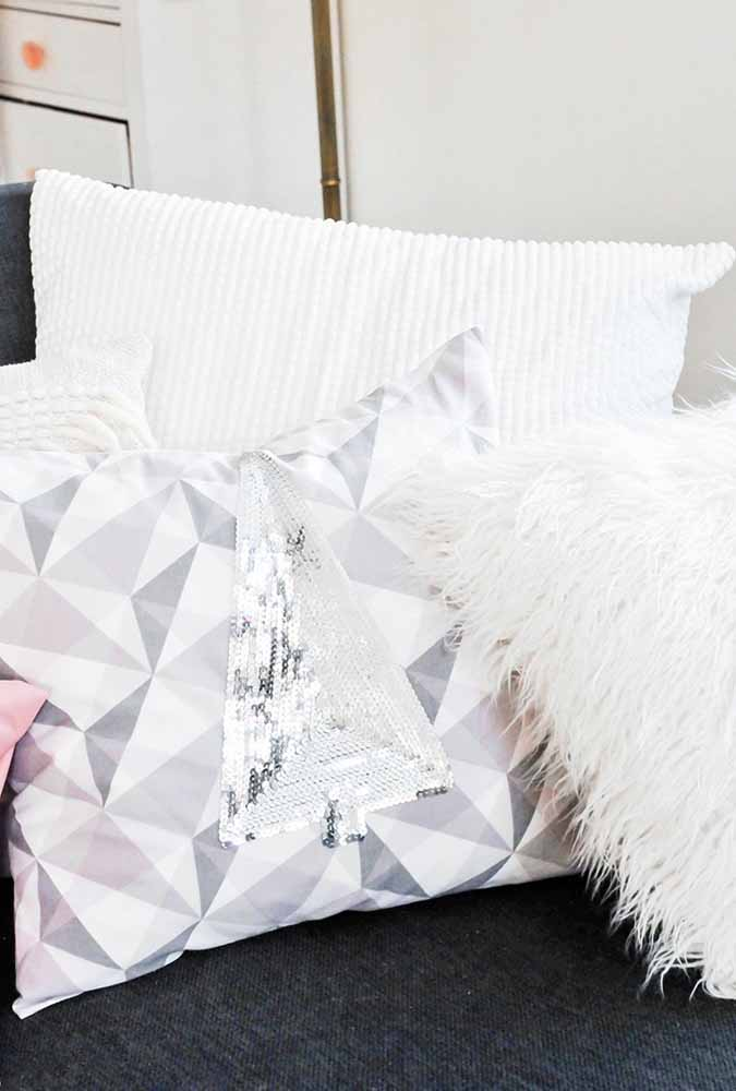 50. Do you sew?How about customizing the pillowcases for Christmas?