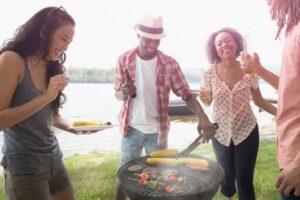50 Creative Outdoor Barbecue Design Ideas