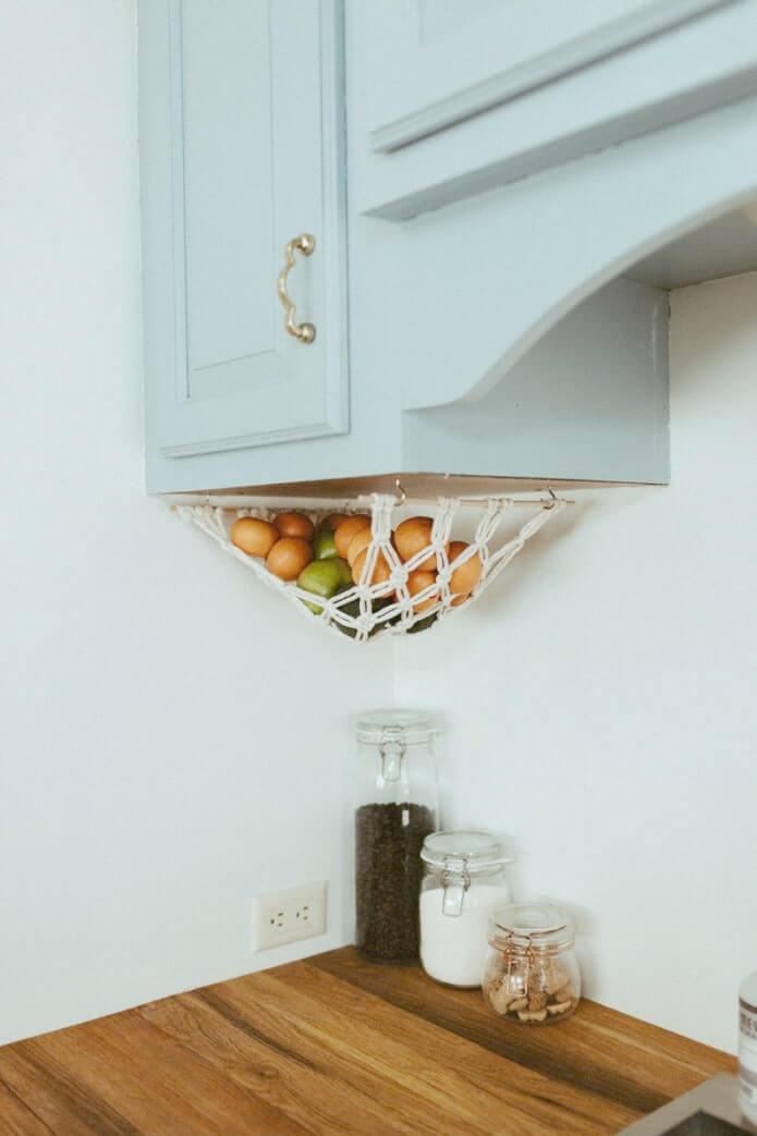 1. Fruit basket