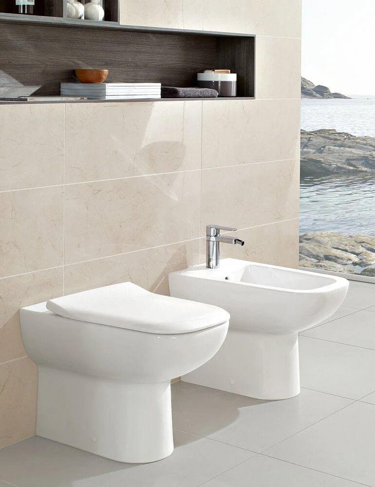 10. Attachable floor toilets