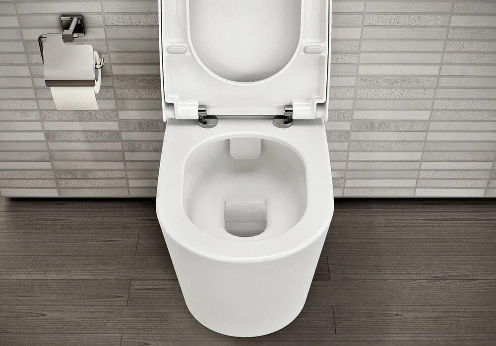 11. Attachable floor toilets