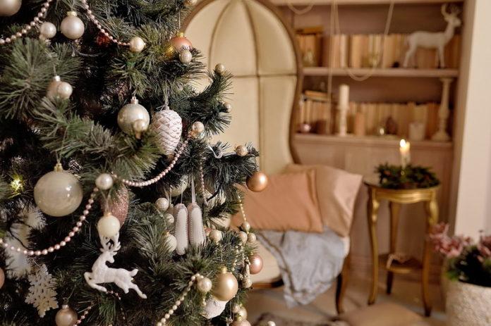 12. Christmas decoration