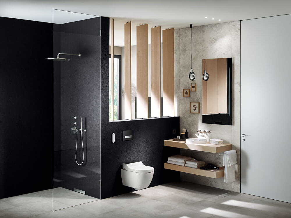 13. Attachable floor toilets