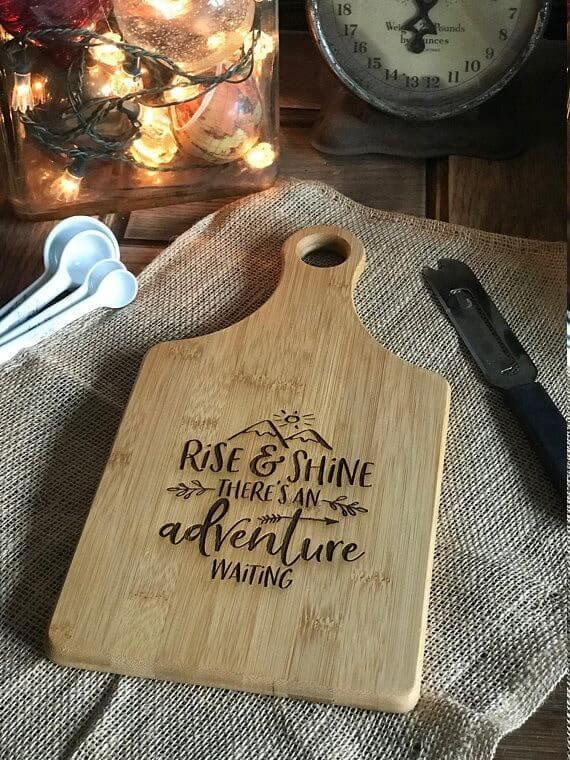 13. Cutting boards