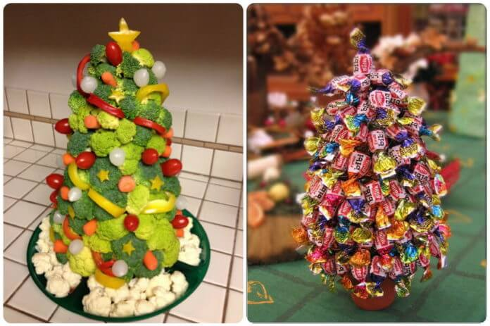 16. Christmas tree