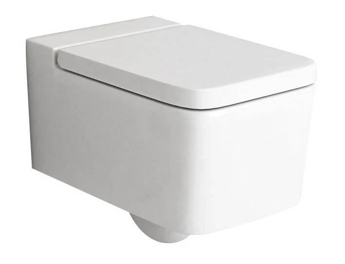 16. Solution for a typical toilet