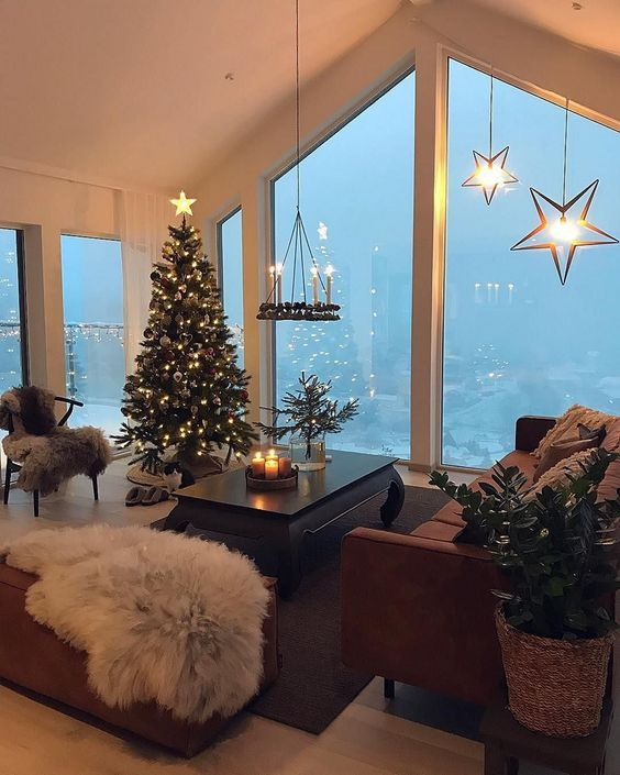 17. Christmas tree