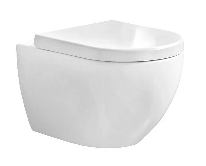 18. Solution for a typical toilet