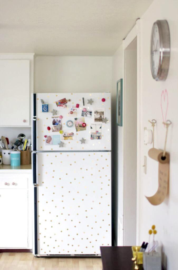19. Refrigerator decor