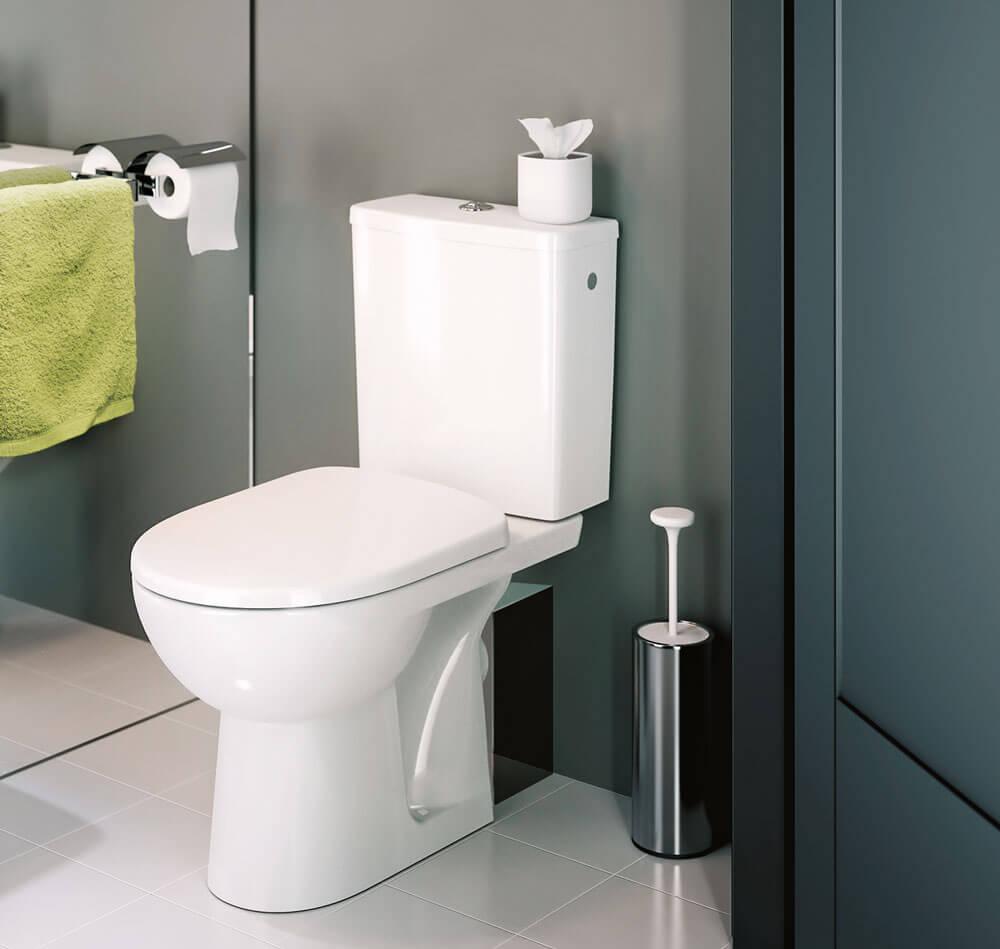 2. Floor standing toilets