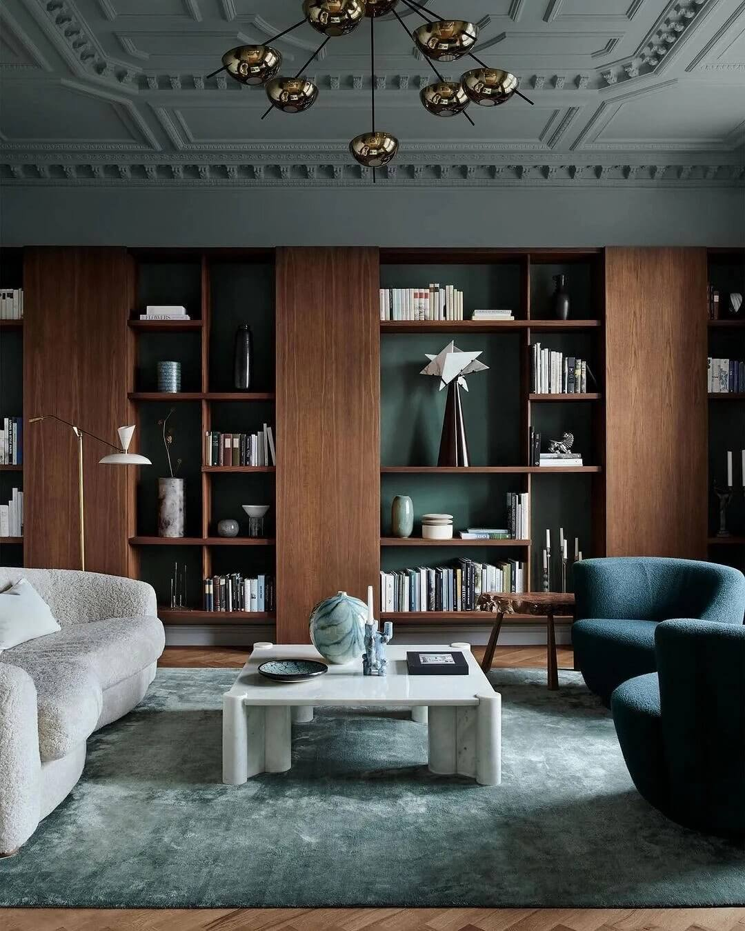 Incredibly aesthetic Swedish style apartments