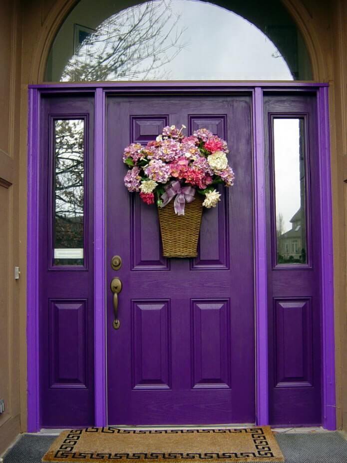 29. Door decorations