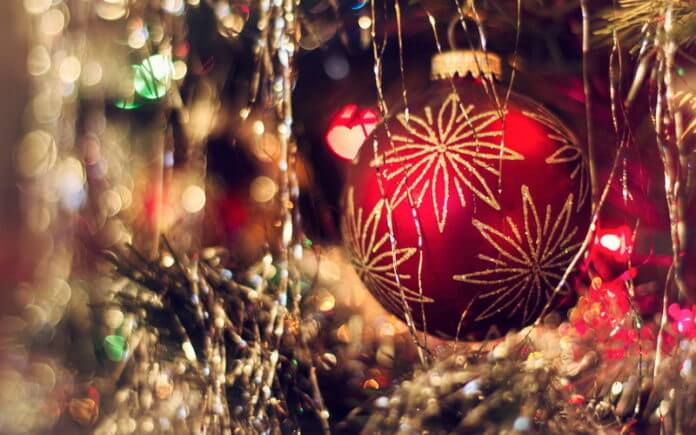 34. Christmas decoration