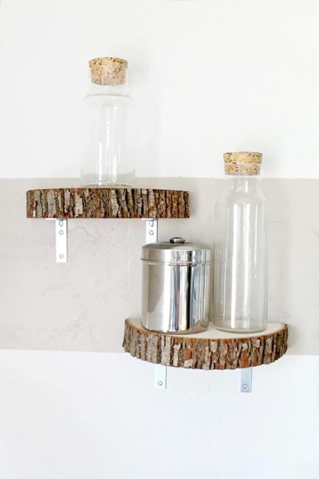 4. Shelves