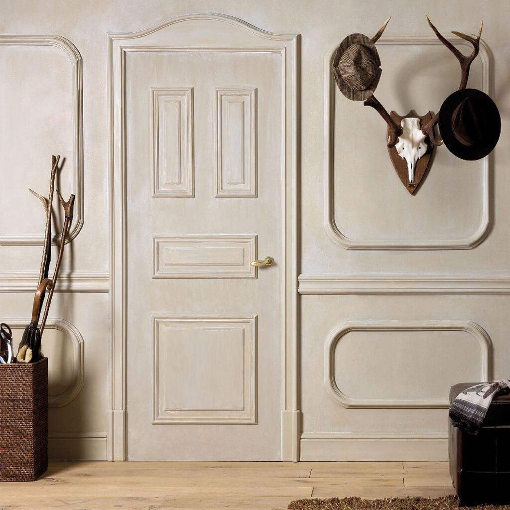 6. Moldings and sockets