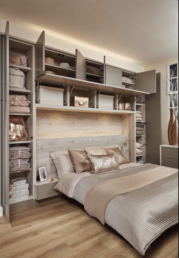 6. Storage space