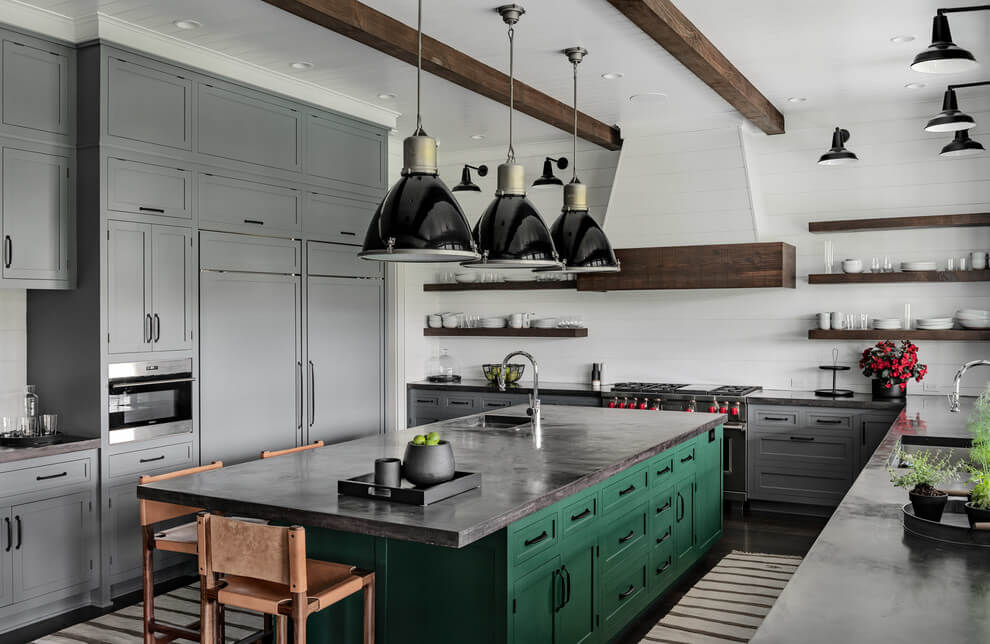 Different Roles of Concrete Worktops For The Kitchen (4)