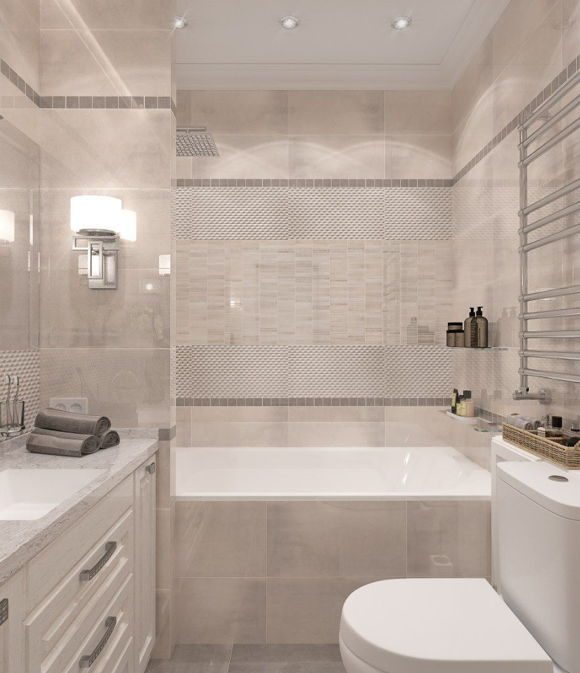 Refined and sought-after tiles