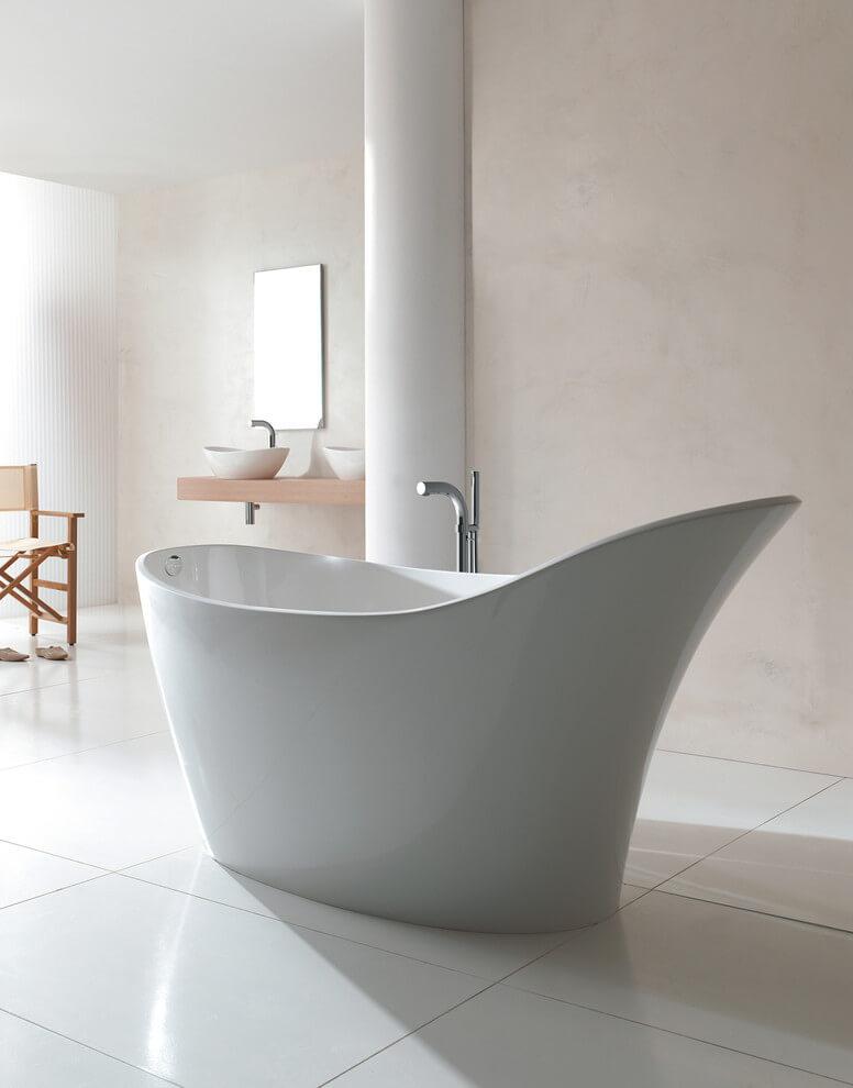 Stunning unique shape design