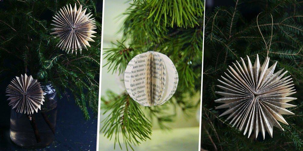 14. New Year decoration