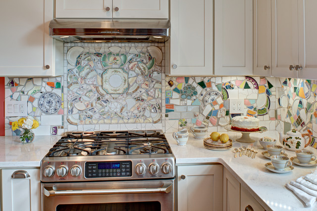 2. A new look for the kitchen