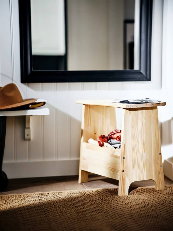 6. Bench and stool PERYOHAN